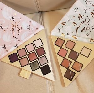 Too faced Lot of 2 eyeshadow palettes